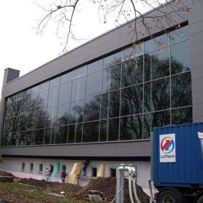 Alu- Glas- Fassaden